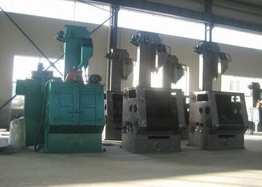 Q326 Tumblast Shot Blasting Machine, Parts Casting Shot Peening Machine